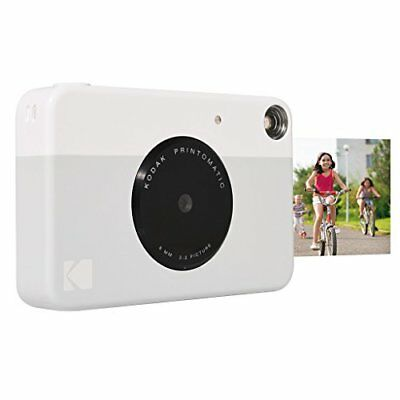 Kodak PRINTOMATIC Digital Instant Print Camera , Full Color
