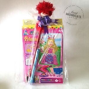 Princess Birthday Party Loot Bags