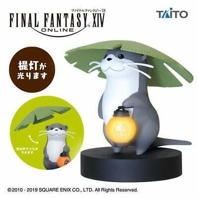 TAITO Final Fantasy XIV Ffxiv Odder Otter Room Lámpara Farol Ff Figura...