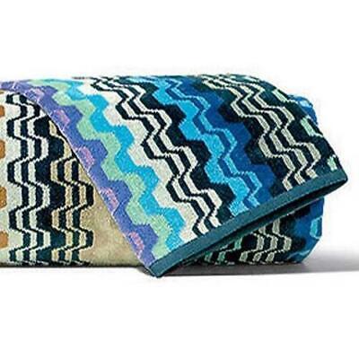 Missoni Lara Blue Stripes Towel
