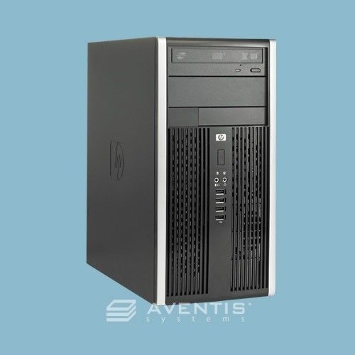 Hp 6000 Tower Core 2 Duo 3.0ghz / 4gb / 500gb / Dvd-rom / Win 7 X64 / 1 Yr Wty