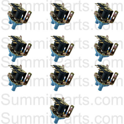 10pk - High Quality Inlet Valve 2-way 110v For Dexter Washers - 9379-183-001