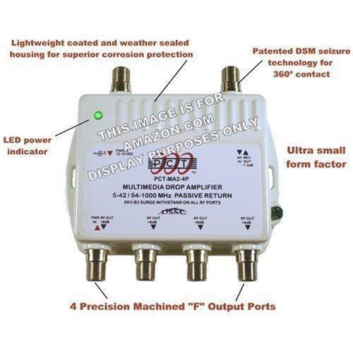 Digital Cable Signal Amplifier : Digital tv signal booster ebay