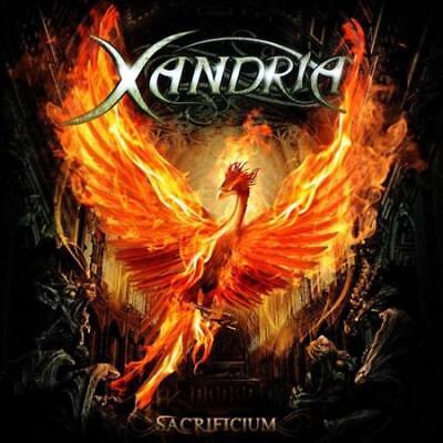 XANDRIA - SACRIFICIUM NEW CD comprar usado  Enviando para Brazil