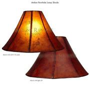 Rawhide Lamp Shade