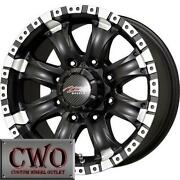 Chevy 2500 Wheels