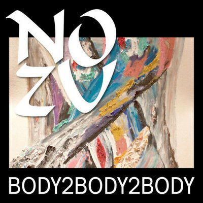 NO ZU : Body2body2body VINYL (2017) ***NEW***
