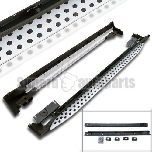 W164 running board ebay for Mercedes benz ml350 running boards