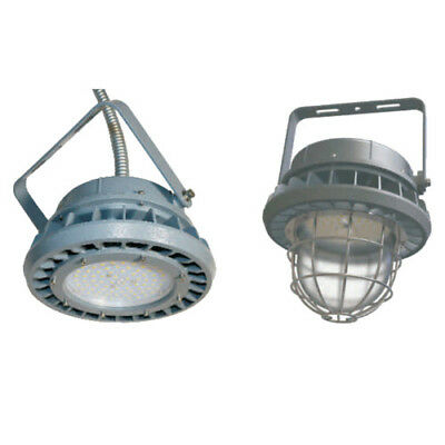 Explosion Proof Led Lighting B Ci D2 60w 8400l 5000k 250-320w Hid Replacement
