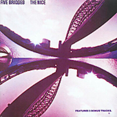 The Nice, Nice - Five Bridges Suite [New CD] UK - -