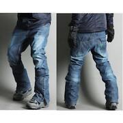 Jean Snowboard Pants