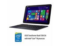 ASUS Transformer Book T300 Chi // Intel M5Y10 CPU // 128GB SSD // 4GB DDR3 RAM // BRAND NEW