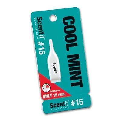 Liquid Cool Mint (Instant Flavour Liquid Mac Baren Scentit Cool Mint No.15 1,5 ml / 85668)