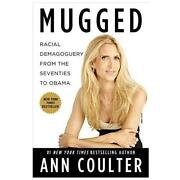 Ann Coulter Mugged