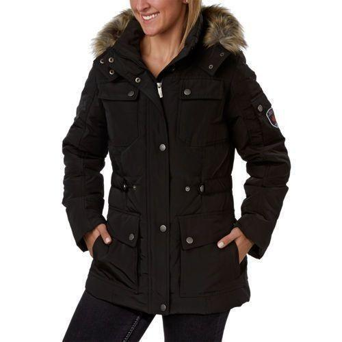Fur Hood Parka: Coats & Jackets