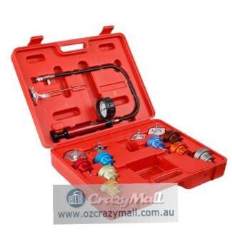 Accurate Vehicles Universal Radiator Pressure Tester Kit