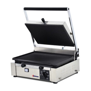 """Panini grill by Omcan - 10""""x14"""""""