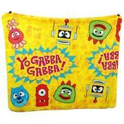Yo Gabba Gabba Blanket