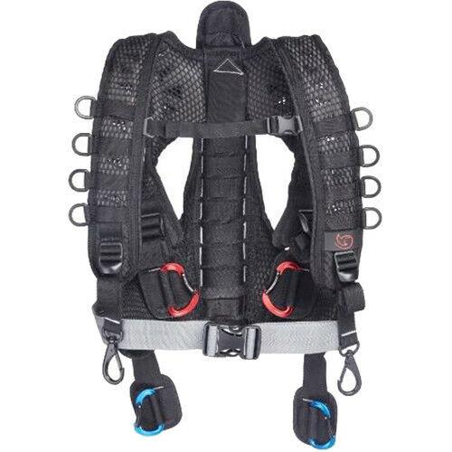 K-Tek Stingray Audio Bag Harness (KSHRN3)