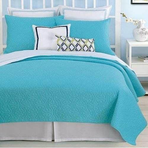 Turquoise Pillow Shams Ebay