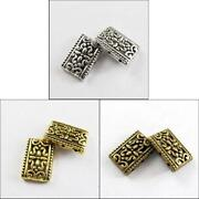 Gold Connector Bead