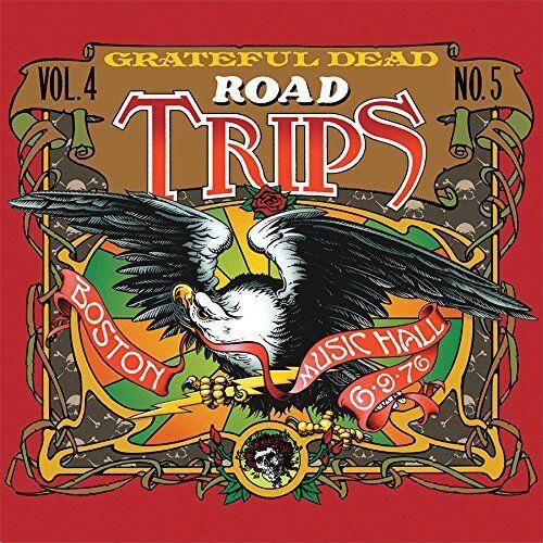 Купить Grateful Dead:Road Trips Vol. 4 No. 5—Boston Music Hall 6/9/76 (3-CD Set) New