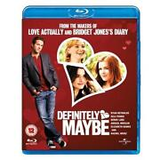 Definitely Maybe Blu Ray