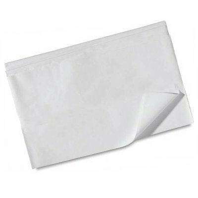 """WHITE Wrapping Tissue TISSUE REAM 15"""" X 20"""" - 960 SHEETS"""
