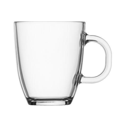 bodum glass mug ebay. Black Bedroom Furniture Sets. Home Design Ideas