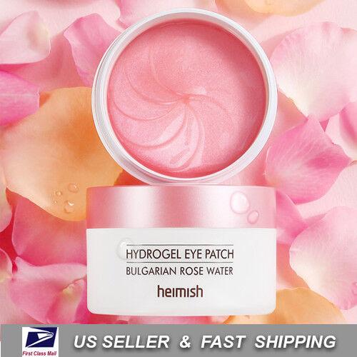 [ HEIMISH ] Bulgarian Rose Water Hydrogel Eye Patch (72ea)