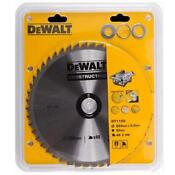 Dewalt 250mm Saw Blade
