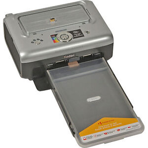 Kodak easyshare printer dock series 3 with included photo paper