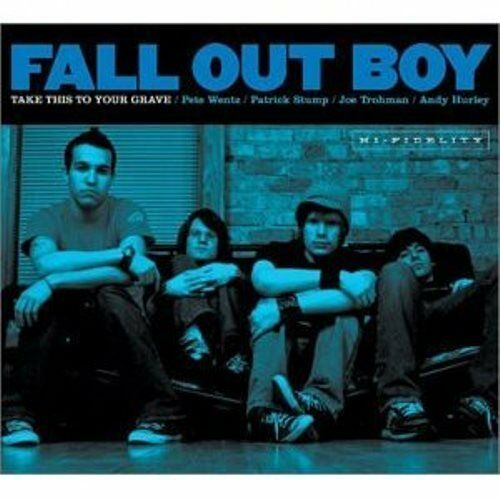 Fall Out Boy Take this to your Grave New CD