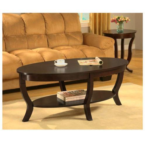 Wood Oval Coffee Table Made In China: Oval Coffee Table