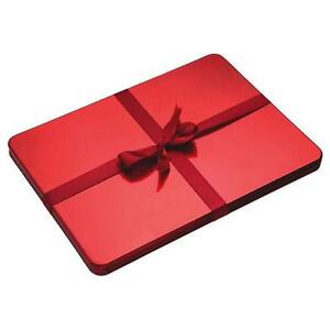 6 Red Placemats