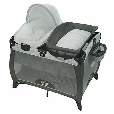 Graco Pack n Play Playard Portable Napper Infant Bassinet Diaper Changer in Eli