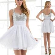 Short Sweetheart Dress