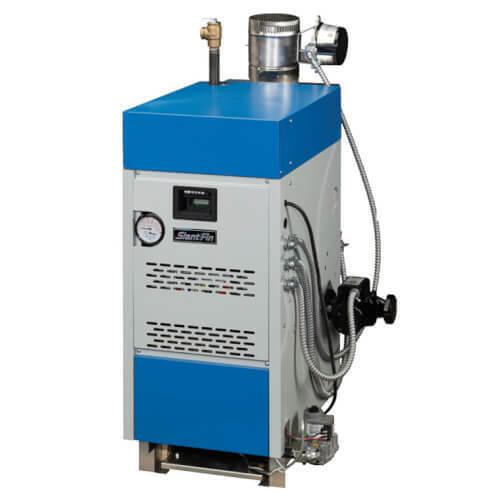 SlantFin Sentry S-120-EDP 120,000 BTU Hot Water Boiler
