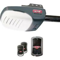 garage door and opener installation