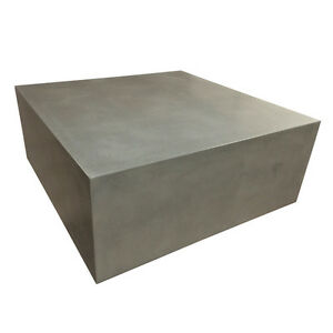 Architectural concrete surfaces