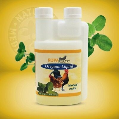 New 250ml ROPAPOULTRY (Ropadiar) for Chickens/Poultry,Natural Intestinal Health