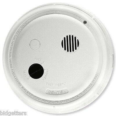 Sensaphone Smoke Detector 110vac With Battery Backup