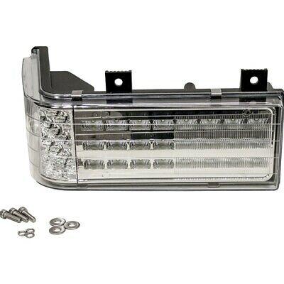 Made To Fit Ford-new Holland 70 Genesis Series Led Right-hand Wraparound Hood Li
