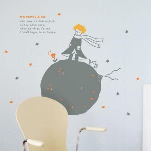 Little Prince Wall Stickers Ebay
