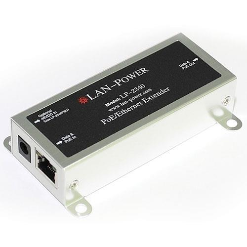 Lan Power LP-2340 Poe & Ethernet Single Port Internal Extender