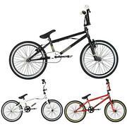 Red BMX Wheels