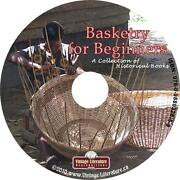 Basket Making Books