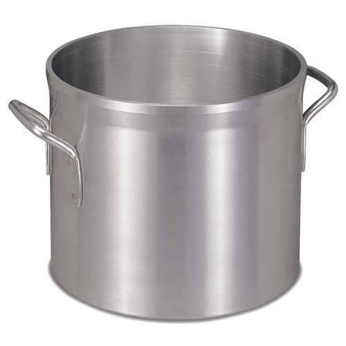 Ultra Heavy Duty Weight Aluminum Cookware - Stock Pot, 20 Qt.