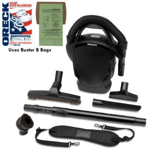 Oreck Hand Held Vacuum Cleaner Ebay