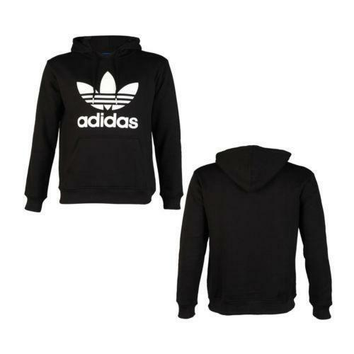 adidas trefoil hoody ebay. Black Bedroom Furniture Sets. Home Design Ideas